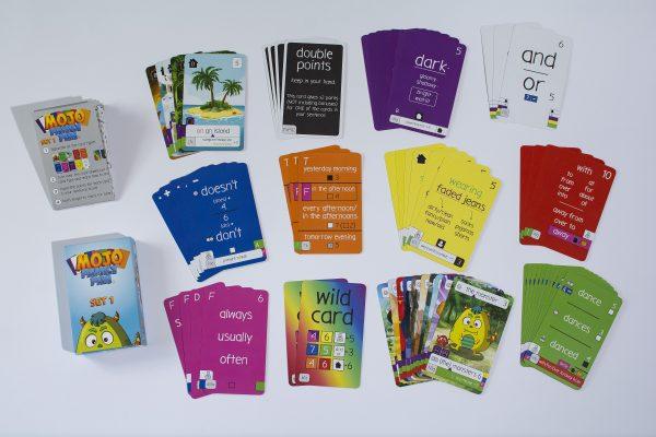 Set 1 Cards